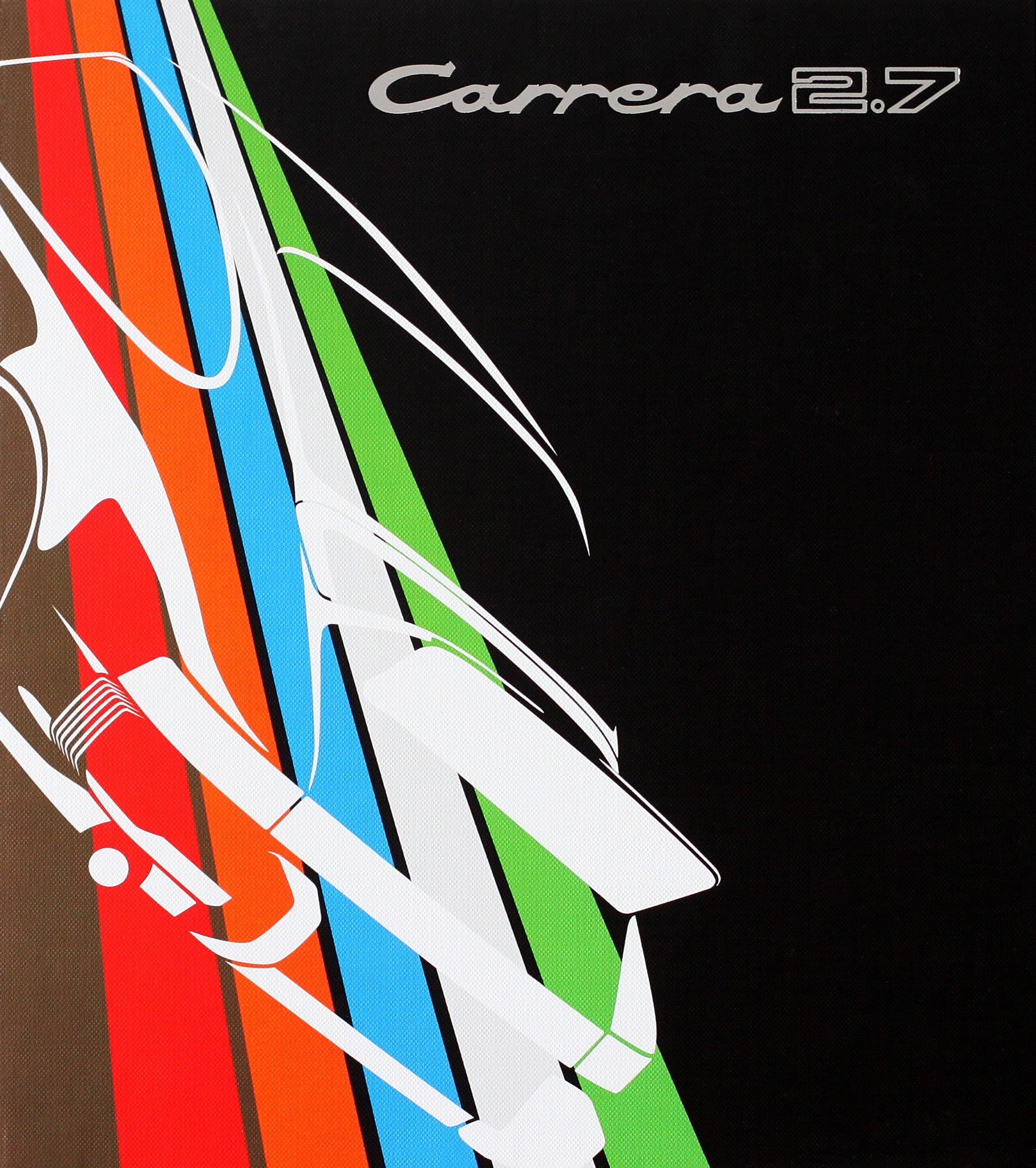 Carrera 2.7 (Limited Edition) Book Cover