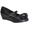 Toddler & Youth Wedge Pump