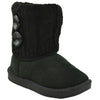 Toddler & Youth Knit Ankle Boot