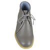 Mens Lace Up Chukka Boots Gray