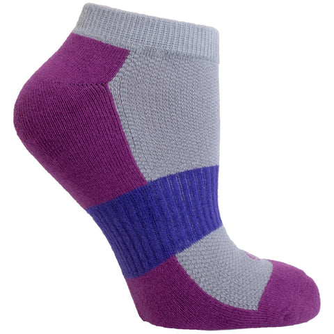 No Show Performance Athletic Sock - 3 Pack
