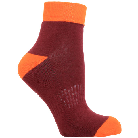 Colorblock Quarter Performance Sock - 3 Pack