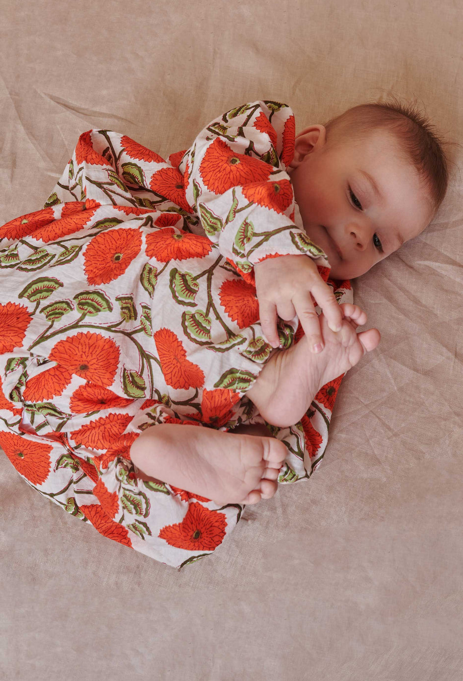 All Things Mochi - Mini Mochi - Bobby Onesie for boys and girls