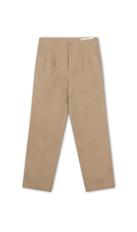 Susie Pants - Mochi - Vintage Tapered Pants
