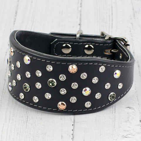 Colour Splash crystal collar