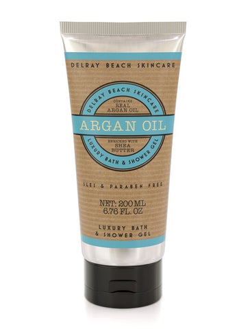Delray Beach Shower Gel - Argan Oil