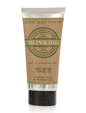 Delray Beach Shower Gel - Olive Oil