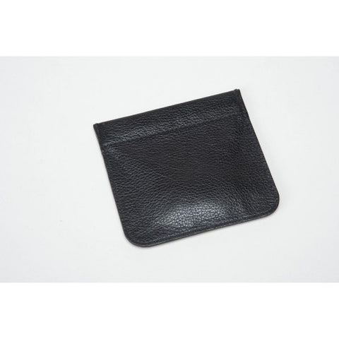 Leather Snap Top Purse