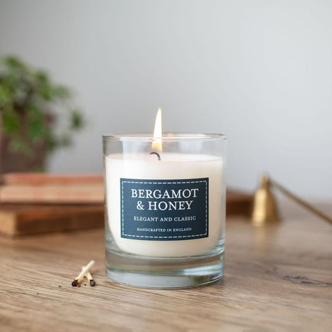 Bergamot & Honey Votive Candle
