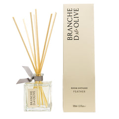Feather Branche D'Olive Room Diffuser
