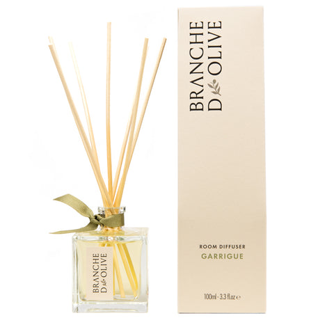 Garrigue Branche D'Olive Room Diffuser