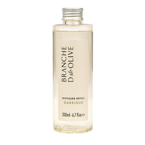 Garrigue Branche D'Olive Room Diffuser REFILL