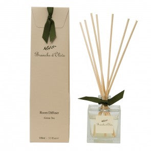 Green Tea Branche D'Olive Room Diffuser