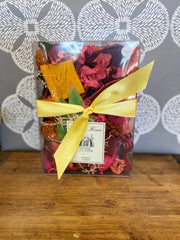 Hand Made Mediterranean Fruits Scented Pot Pourri