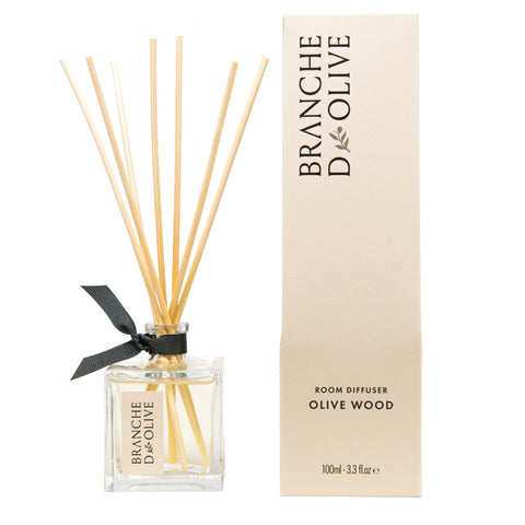 Olive Wood Branche D'Olive Room Diffuser