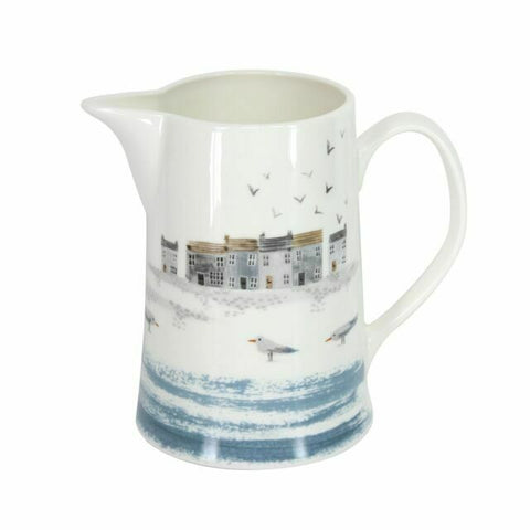 Coastal Themed Jug - Medium by Gisela Graham
