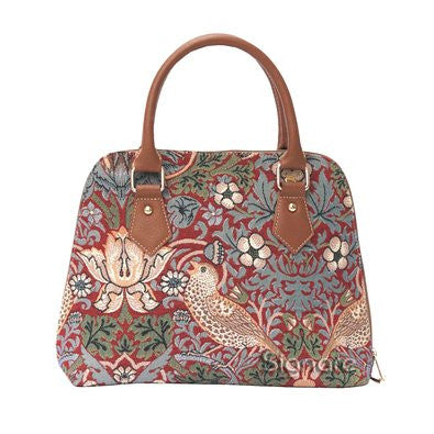William Morris Strawberry - Ladies bag