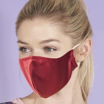 Reusable washable Face Mask Merlot