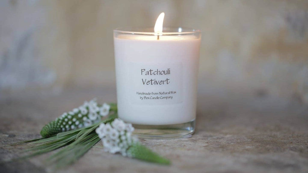 Box Candle Company - Patchouli Vetivert Candle