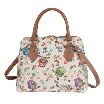 Owl ladies bag