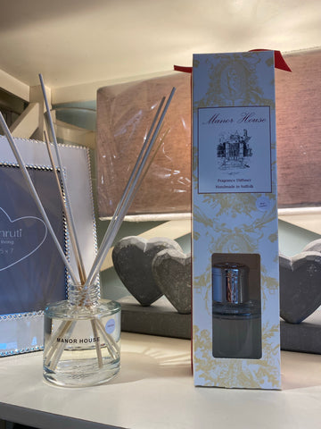 Manor House Fragranced Diffusers