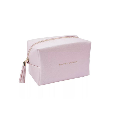 Cosmetic Pouch 18cm - Pretty Woman - Pink