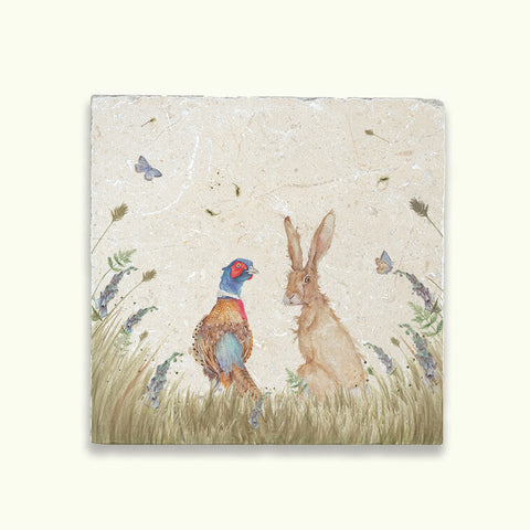 Kate of Kensington Country Champions: Pheasant and Hare Large Platter
