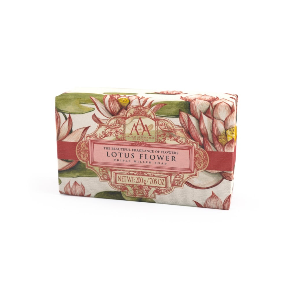 Somerset Toiletries AAA Lotus Flower Hand Soap 200g