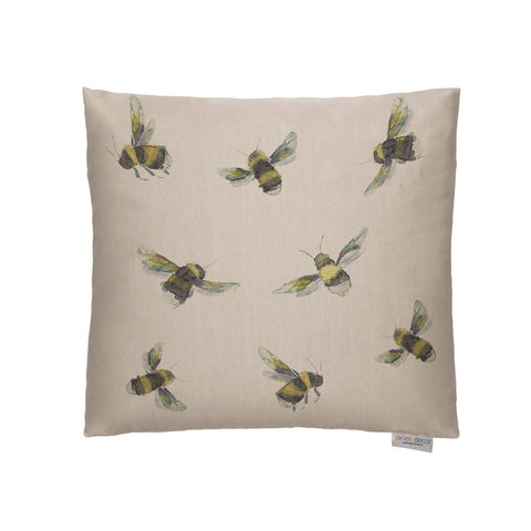 Lorient Decor by Voyage Cushion - Buzzing Linen