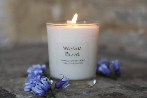 Box Candle Company - Woodland Bluebell Candle