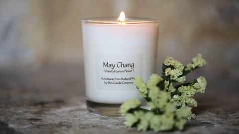 Box Candle Company - May Chang Candle