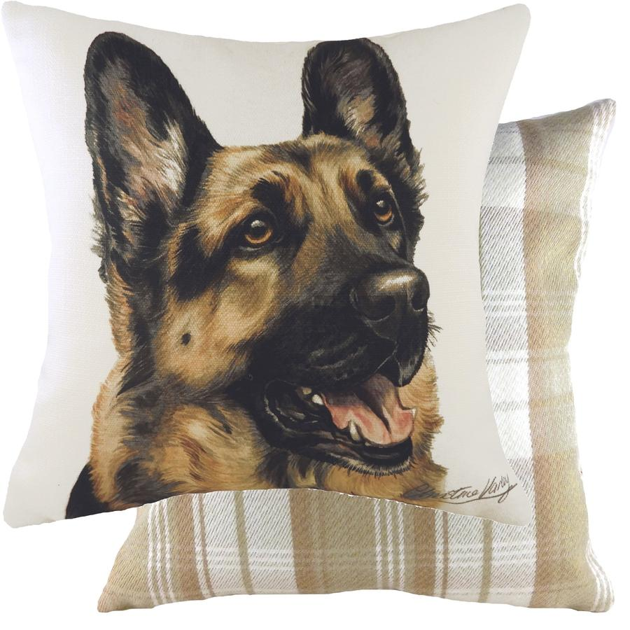 Waggydogz Cushion Square - German Shepherd