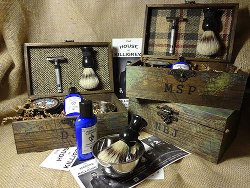 Shave Kit (4) - Unique & Original Groomsmen Gifts Bulk