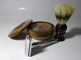 Wood Bowl Shave Set