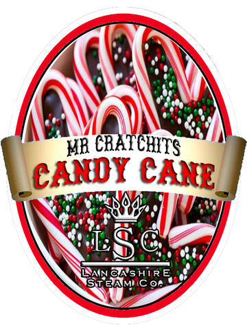 Mr Cratchits Candy Cane