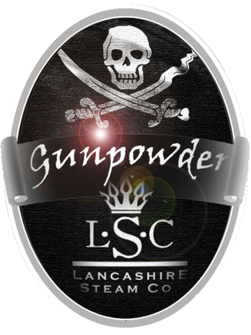 Gunpowder E-flavour 3 & 6 mg