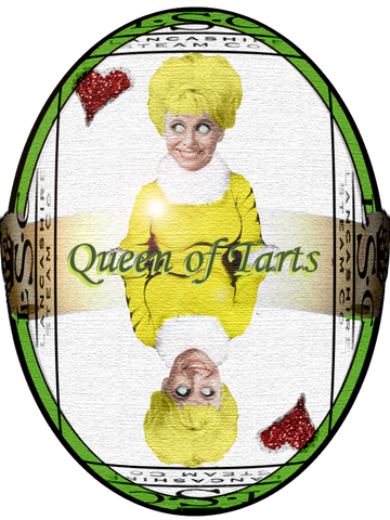 Queen of Tarts E-flavour -New flavour!!!