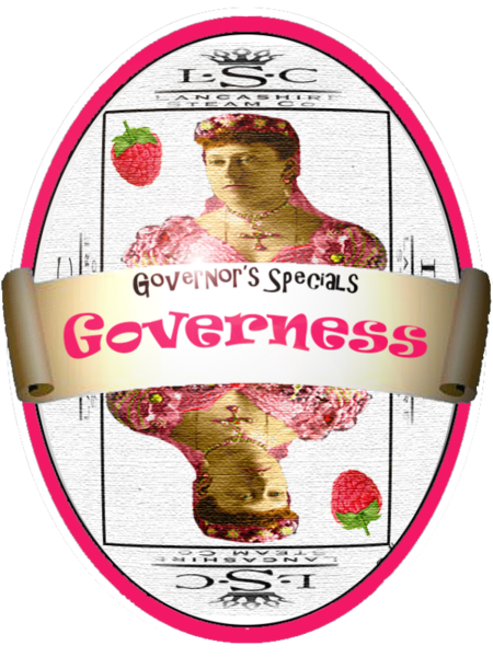 The Governess E-flavour