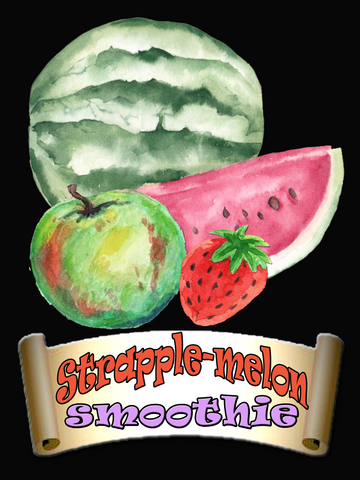 Strapple-Melon Smoothie
