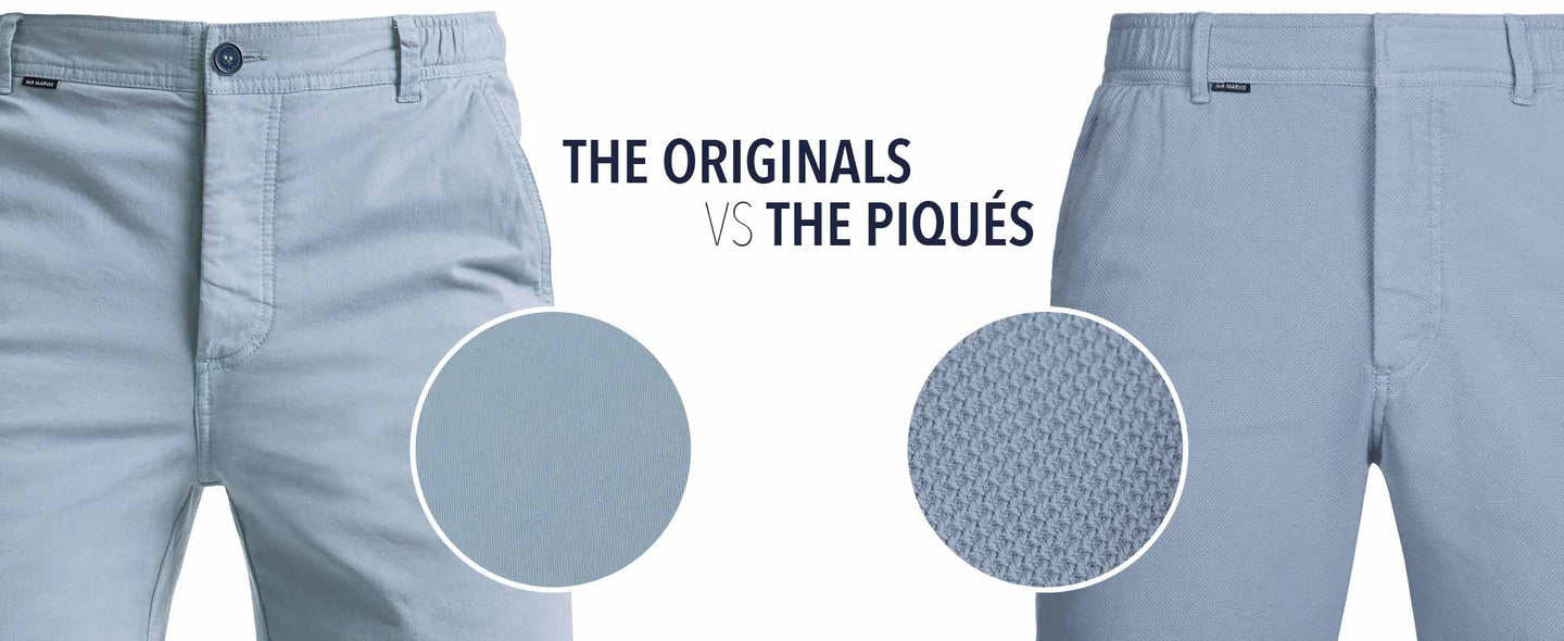 The Originals vs. The Piqués - The differences explained