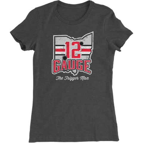 12 Gauge Columbus Women's T-Shirt