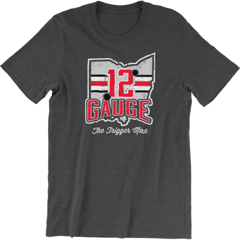 12 Gauge Columbus T Shirt