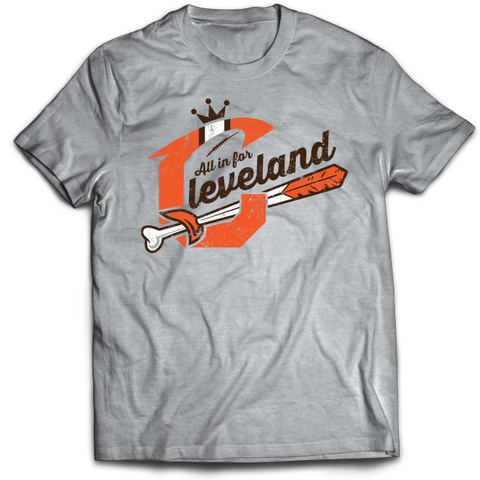 All In For Cleveland T-Shirt