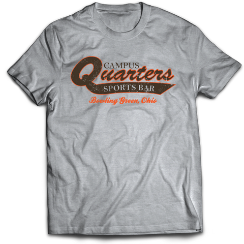 Bowling Green Campus Quarters T-Shirt