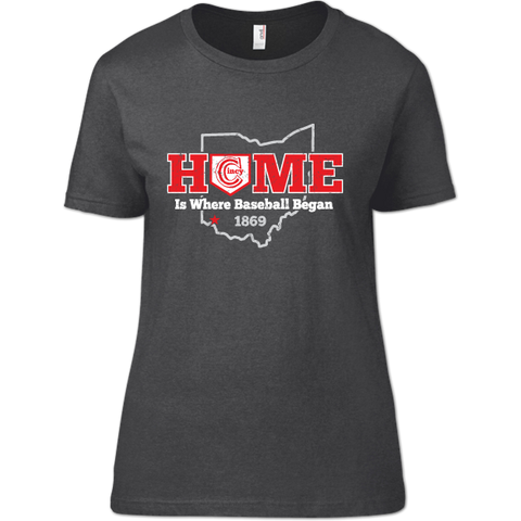 Cincinnati is Home Women's T-Shirt