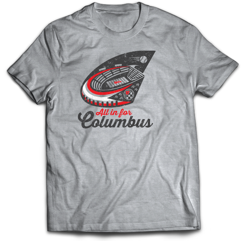 All In For Columbus T-Shirt