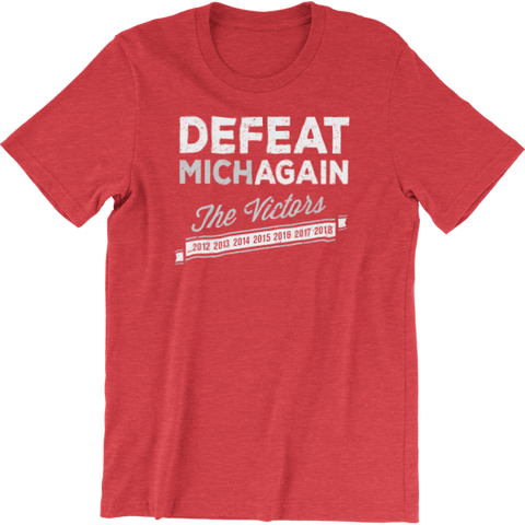 Defeat MichAGAIN T-Shirt