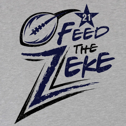 Feed the Zeke Woman's T-Shirt
