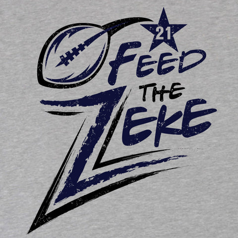 Feed The Zeke T-Shirt