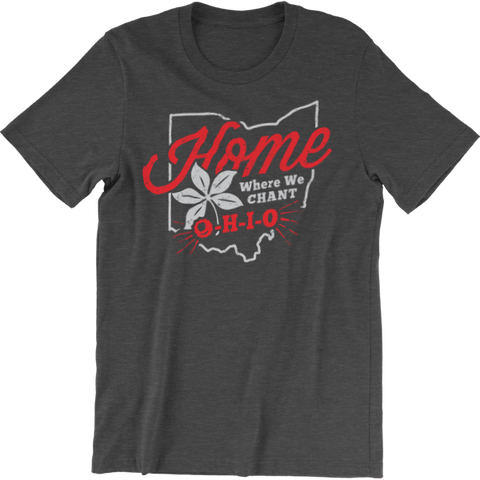 O-H-I-O Chant T-Shirt (SPECIAL PRICE)